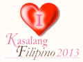 Kasalang Filipino 2013 Love Badge
