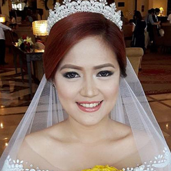 Achieve Your Dream Bridal Look without Hassle with CJ Jimenez