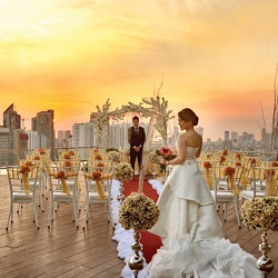City Garden Grand Hotel: Taking City Weddings a Notch Higher