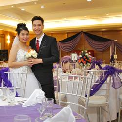 City Garden Suites: Making Weddings Lovely, Rain or Shine
