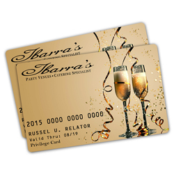 Get Exciting Discounts With Ibarra's Loyalty card!