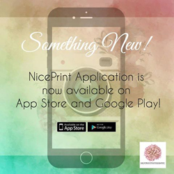 Get the NicePrint Mobile App Now!