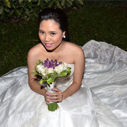 Get the Right Wedding Attire with Angelita Sy