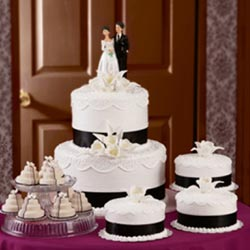 Great Wedding Cake Ideas from Goldilocks