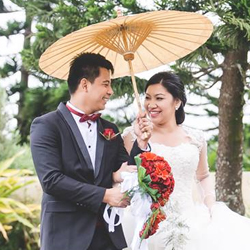 Have Wedding Photos to Treasure Forever with iLaWoD Digital Studio!