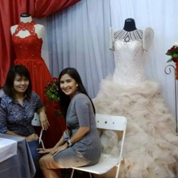 Mara M. Dizon: Making Brides Look and Feel Good With Cleverly Crafted Wedding Dresses