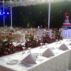 Pulling Off a Perfect Wedding with Ibarra's Party Venues and Catering Specialists