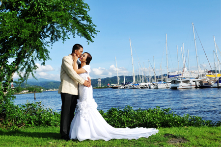 Subic Destination Wedding Photo by Ariel Javelosa