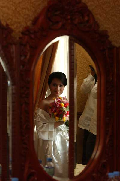 Christopher Roxas - Gladys Reyes Wedding Album