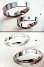 Wedding Rings by Orly's Jewelry Shop