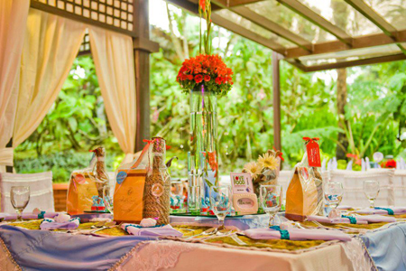 A Tagaytay Garden Wedding at Hillcreek Gardens