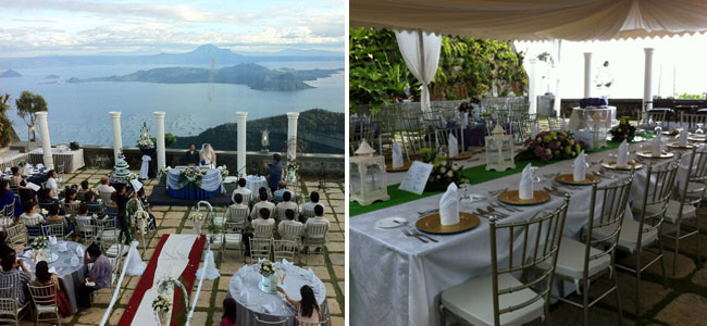 Tagaytay Wedding Ideas