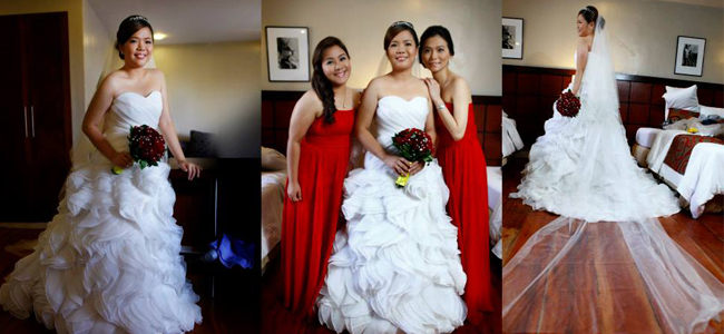Wedding Gown by Ysabelle's Bridal Shop