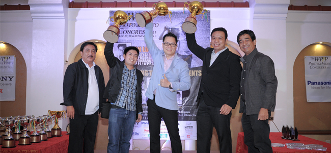 WPPP 2013 Photo and Video Congress Awarding