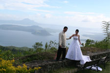 My Wedding in Tagaytay