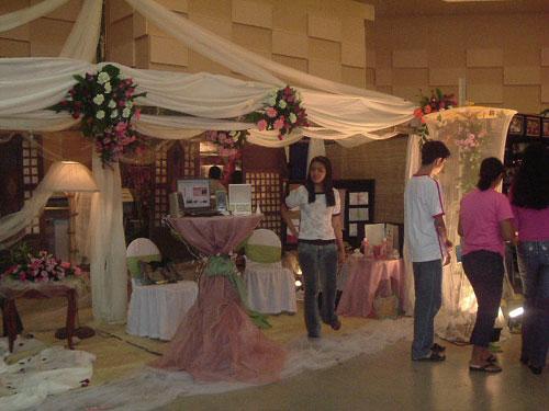 Philippine Wedding Reception