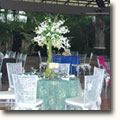Wedding Reception at La Casa by Avengoza Catering