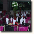 Wedding banquet at  Avengoza Catering