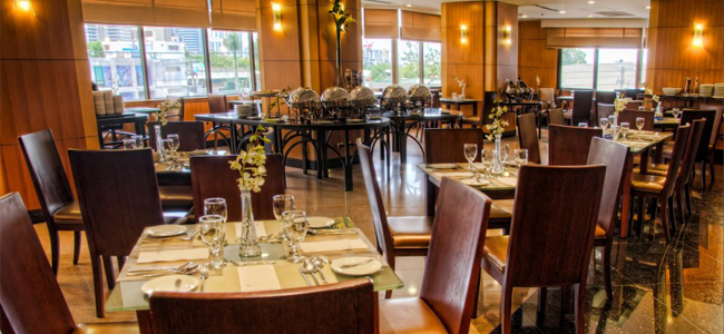 Le Jardin Restaurant Of City Garden Hotel Makati