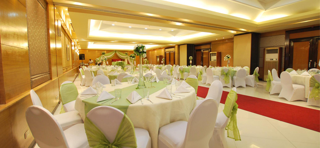 Planning a Suite Wedding Reception?