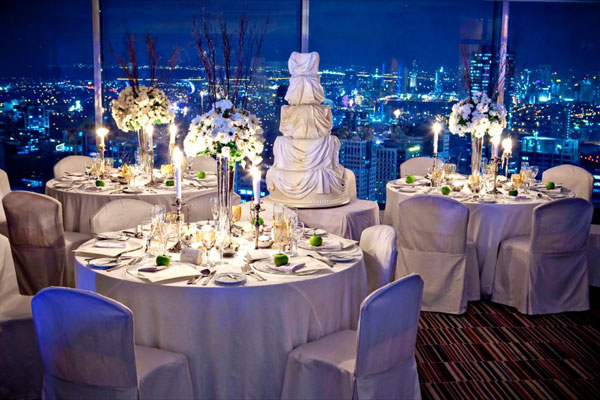 Discovery Suites The Perfect Venue For Urban Weddings