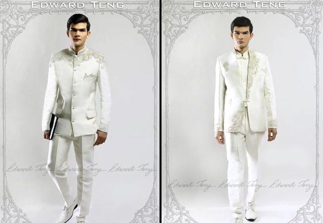 Edward Teng Metro Manila Wedding Gowns Bridal Designers Couturiers Kasal The Philippine