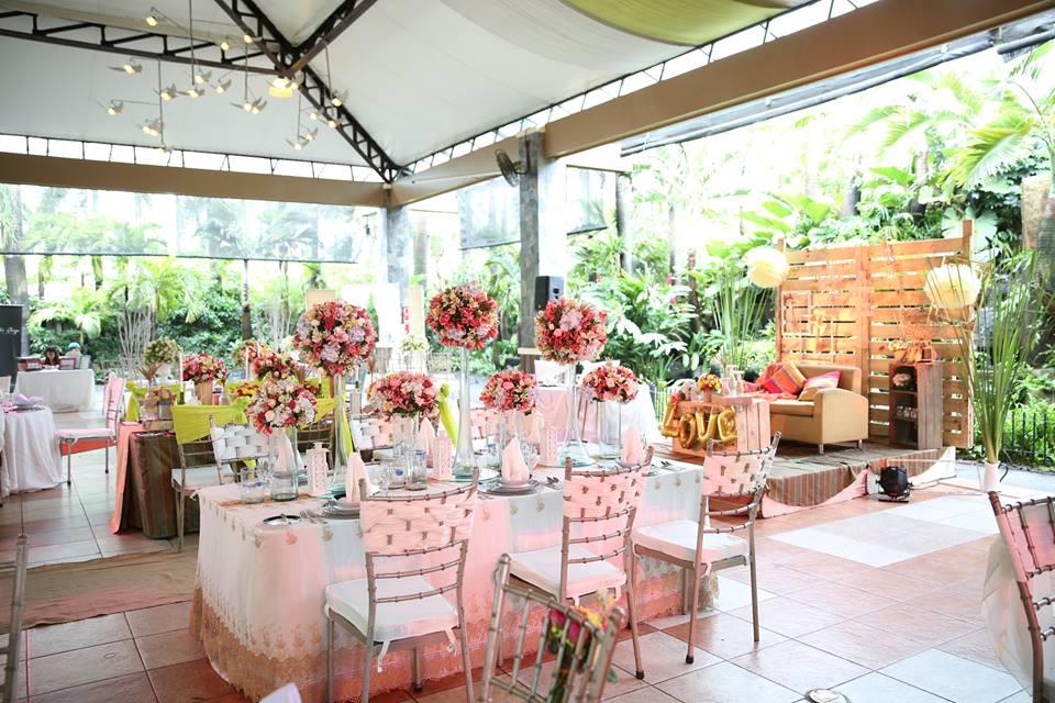 Gazebo Royale Metro Manila Garden Wedding Metro Manila Garden