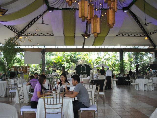 gazebo royale holds grand food tasting gazebo royale kasal     the essential philippine