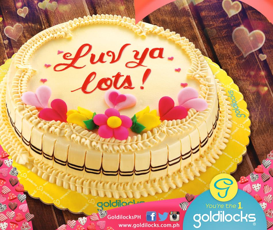 Goldilocks Birthday Cakes Design And Prices