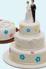 Affordable Wedding Cakes Manila