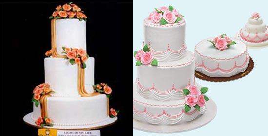 Great Wedding Cake Ideas from Goldilocks Goldilocks ...