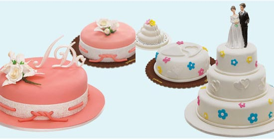 Goldilocks Wedding Cake Design : Great Wedding Cake Ideas from Goldilocks Goldilocks ...