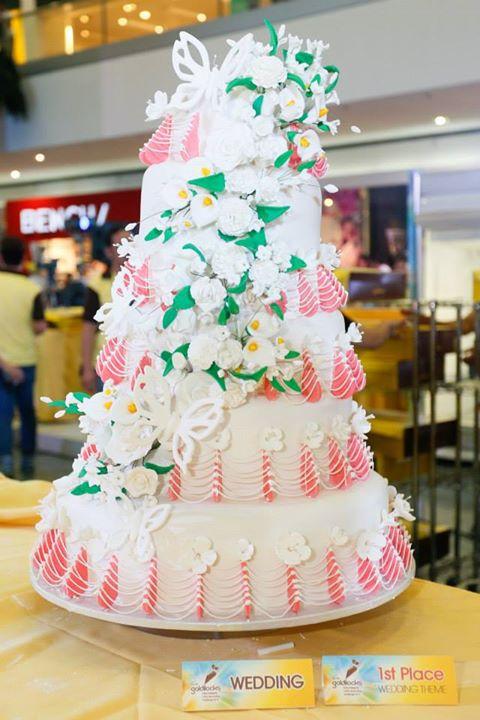 Tinkerbell Cake...