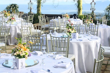 Garden Plaza Hotel Wedding Package