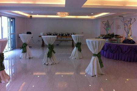 Indoor Cocktail Setup by Villa Ibarra, Tagaytay; Ideal backup
