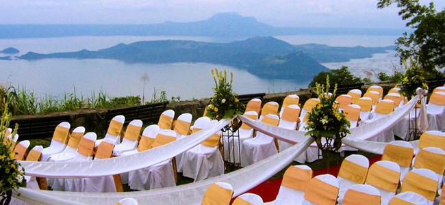 A Garden Tagaytay Wedding In The Sky
