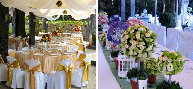 A Garden Tagaytay Wedding in the Sky | Josephine ... Josephine S Restaurant