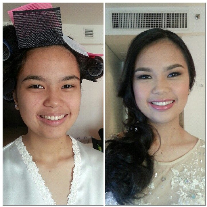 Why Hire A Wedding Makeup Artist : Why you should hire a professional makeup artist like Edz ...