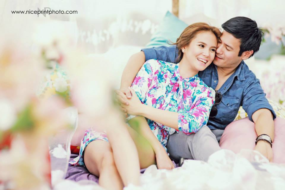 LOOK John Prats And Isabel Oli In Their Four Seasons Of Love Prenup Photos