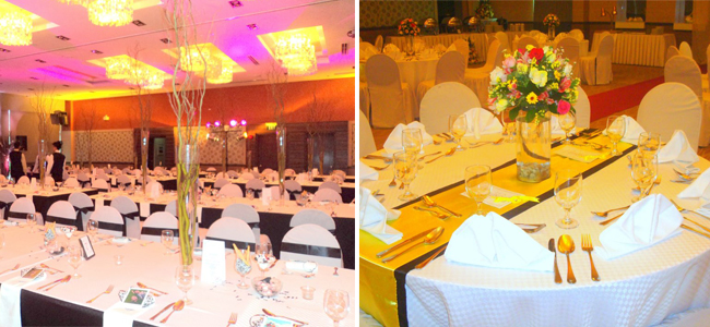 Weddings at One Tagaytay Place Hotel Suites