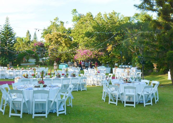 Wedding Set-up By Queensland Catering Services