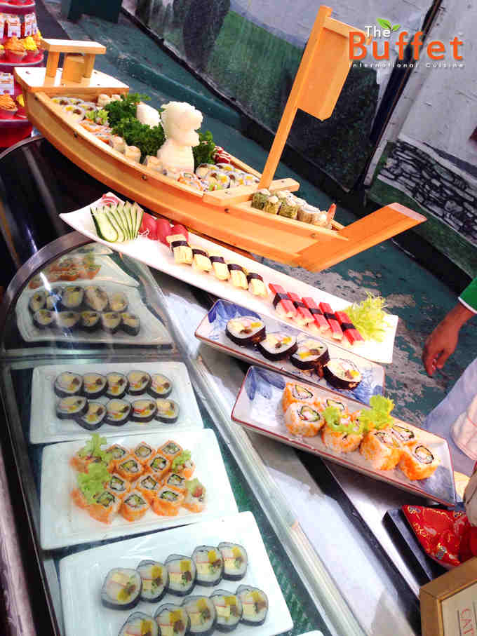 Top 3 things to love about the buffet the buffet - Best international cuisine ...