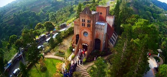 Aerial Shot by Treasured Memories Productions
