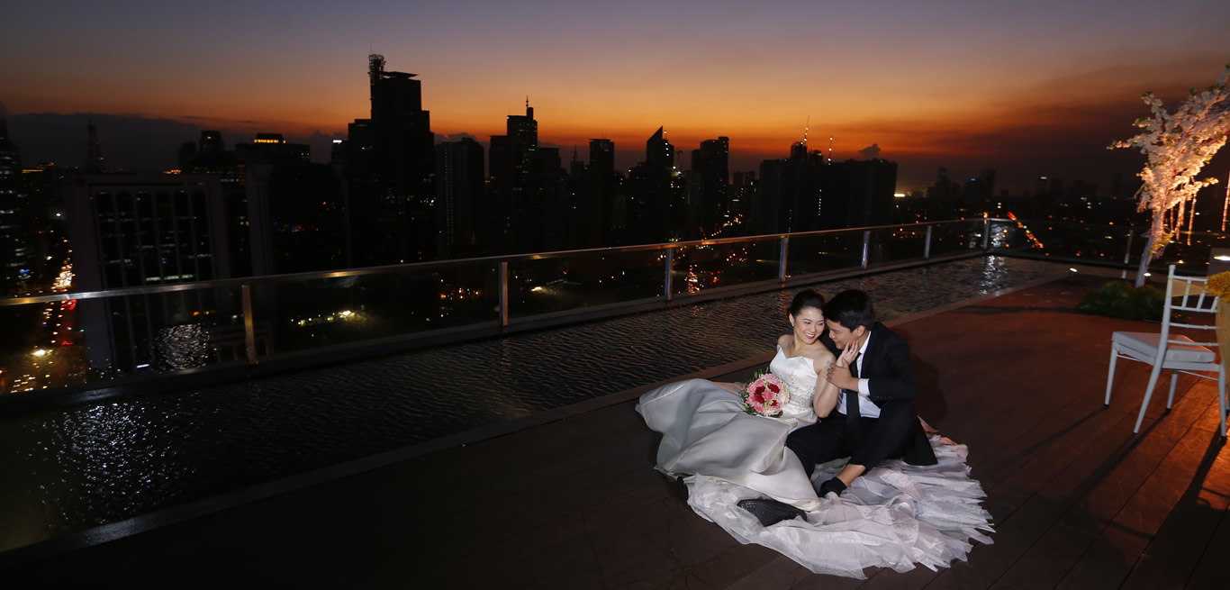 City Garden Grand Hotel Metro Manila Hotel Wedding Metro