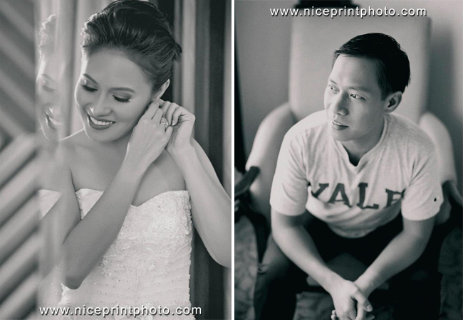 Mariz and Raffy Wedding Photo by Nice Print Photography