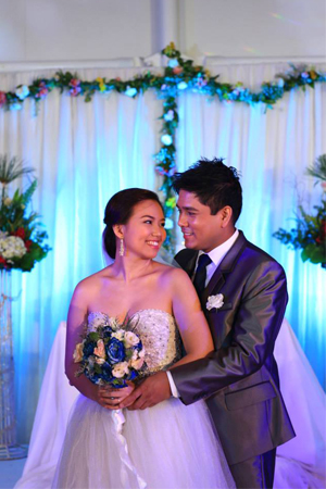 A Wedding Made With Love Von Masaga and Raks Lim Flowers by Amazing Touch Floral Designs