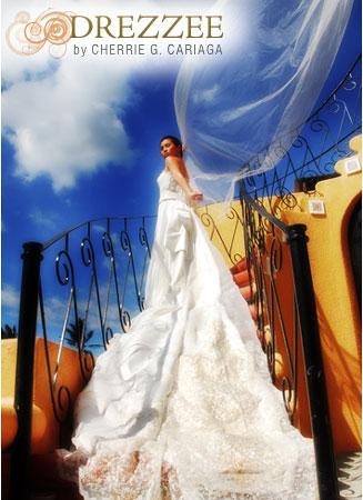 Drezzee By Cherrie G. Cariaga   Metro Manila Wedding Gowns   Metro Manila Bridal Gowns   Metro ...