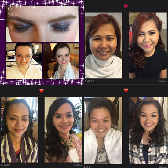 Nowellyn Pahanel Beauty Salon| Pampanga Bridal Hair & Make-up Salons | Pampanga Bridal Hair & Make-up Artists | Kasal.com - The Philippine Wedding Planning Guide