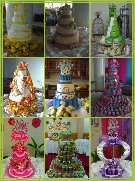 Apple Blossom Bakeshop| Benguet Wedding Cake Shops | Benguet Wedding Cake Artists | Kasal.com - The Philippine Wedding Planning Guide