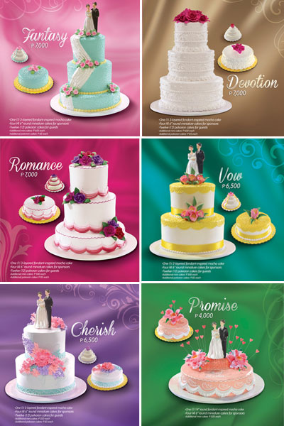Goldilocks| Pangasinan Wedding Cake Shops | Pangasinan Wedding Cake Artists | Kasal.com - The Philippine Wedding Planning Guide